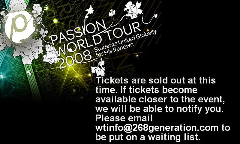 PassionSoldOut